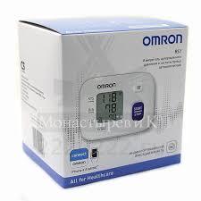 Купить <b>Тонометр</b> Омрон (<b>OMRON</b>) <b>RS1</b> автомат на запястье ...