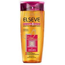 <b>Elseve Роскошь</b> 6 масел <b>Шампунь</b> для волос Роза L'Oreal Paris ...