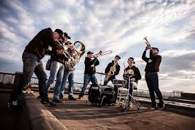 Daft Punk - Get Lucky cover by <b>Brevis Brass Band</b> | Jazz