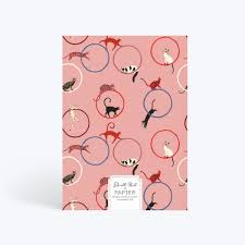 <b>Cats And Hoops</b> | Notebook | Papier
