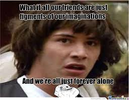 Imaginary Friends by 1d4life - Meme Center via Relatably.com