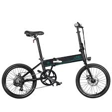 <b>FIIDO D4S Folding</b> Electric Bike 20 Inch Tires 250W Motor 10.4Ah ...