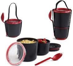 "<b>Ланч</b>-<b>бокс Black</b>+<b>Blum</b> ""<b>Lunch Pot</b>"", цвет: черный"