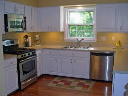 small u shaped kitchen design: modern small u shaped kitchen remodel ideas