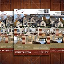 x real estate marketing bundle real estate listing flyers 8 5x11 newly listed real estate brochure template property listing flyer design newly listed