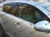 «<b>Дефлекторы боковых окон</b> Kia Sportage III (2010-2014 ...