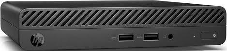 Мини <b>ПК HP 260 G3</b> Mini (4YV65EA), черный — купить в ...