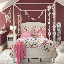teen girl bedroom decorating ideas poster bed decor wall colors bed girls teenage bedroom