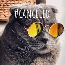 #canceled