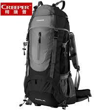 Creeper 60L Men Women <b>Outdoor</b> Backpack Professional ...