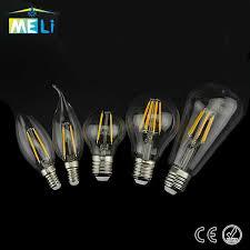 LED Bulb <b>E27 Retro Edison</b> Lamp 220V <b>E14 Vintage</b> Candle Light ...