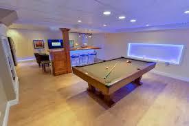 basement lighting design led lights basement lighting design