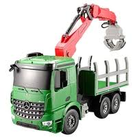 Лесовоз <b>Double</b> Eagle Mercedes-Benz Arocs (E352-003) 1:20 38 ...