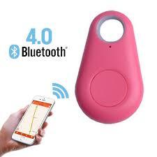 <b>Smart Mini GPS Tracker</b> Anti-Lost Bluetooth ABS Tracer for Keys ...