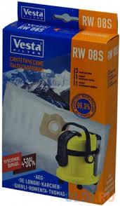 <b>Комплект пылесборников Vesta</b> RW 08 S — купить по лучшей ...