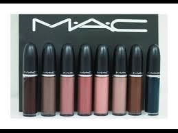 New <b>MAC</b> Retro Matte Liquid Lipsticks: Review & Swatches - YouTube