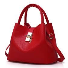 2Pcs Women's <b>Fashion Leather</b> Shoulder Bags Buns <b>Mother Bag</b> ...