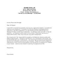 how to write a cover letter job   Template   how to write a cover letter