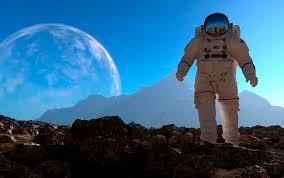 astronot resim ile ilgili görsel sonucu