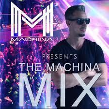 DJ Machina :: The Machina Mix