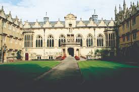 Image result for oriel college