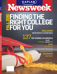 kaplan test prep online pressroom kaplan newsweek finding kaplan newsweek finding the right college