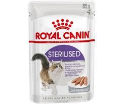 <b>Royal Canin Sterilised пауч</b> для стерилизованных кошек в паштете
