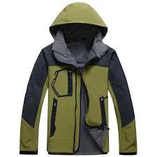 2019 <b>New</b> Men'S Warm <b>Autumn Winter Outdoor</b> Stormsuit Casual ...