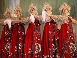 Russian Manners, Customs, Traditions and Habits.