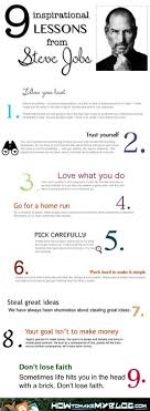 best images about graduation graduation the 9 inspirational lessons from steve jobs infographic the best advice for our soon to