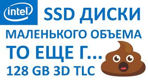 <b>SSD</b> диск <b>INTEL</b> 545s series <b>128GB</b> SATA III TLC ...