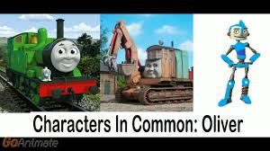 characters d oliver 3 characters d oliver