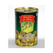 Оливки консервированные <b>Maestro de Oliva Оливки</b> ...