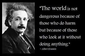 Quote by Albert Einstein Motivational wallpaper on humanity ...