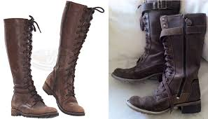 the katniss project district hunting outfit boots