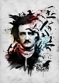 edgar allan poe the raven lmages happy galleries edgar allan poe the raven