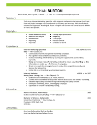 social media marketing resume resume template social media marketing resume 0202