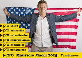 Resultado de imagen de Macri ladron