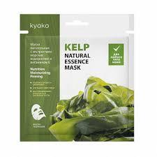 Киоко <b>маска</b> для лица <b>тканевая</b> питательная <b>морские</b> водоросли ...