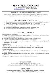 experience resume sample best resume example experience resume examples resume format 2017