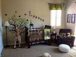 baby nursery lamps safari baby room lighting ideas
