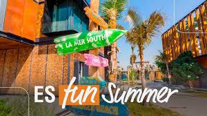ES <b>Summer</b> fun in <b>La Mer</b> - YouTube