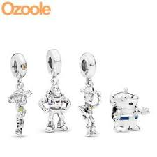 Authentic Summer NEW 925 Sterling Silver Disne Pixar Toy ... - Vova