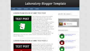Sample Blog Template