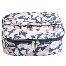 Portable Travel Makeup Cosmetic Bag Organizer ... - Amazon.com