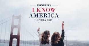 Znalezione obrazy dla zapytania konkurs a know america