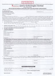 sample ipo initial public offering application form and sample ipo initial public offering application form and instruction