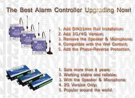 Wh-130 <b>Gsm</b>/<b>3g</b>/<b>4g Sms Alarm Controller</b> 2din 2dout 4g Rtu ...