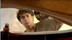 real life shipwreck survivor helped life of pi get lost at sea npr life of pi life changing for young star