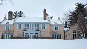 american colonial homes brandon inge: this six bedroom wayzata home built by two survivors of the  titanic sinking was